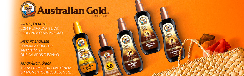 Australian Gold Cuidados com a Pele