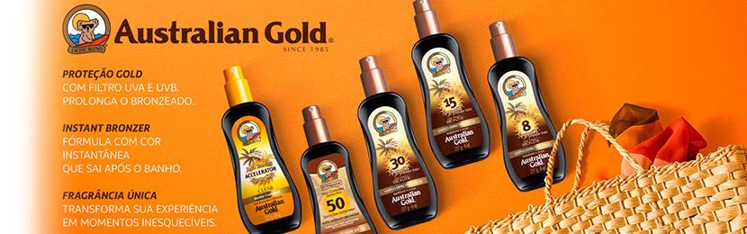 Pós-Sol Australian Gold