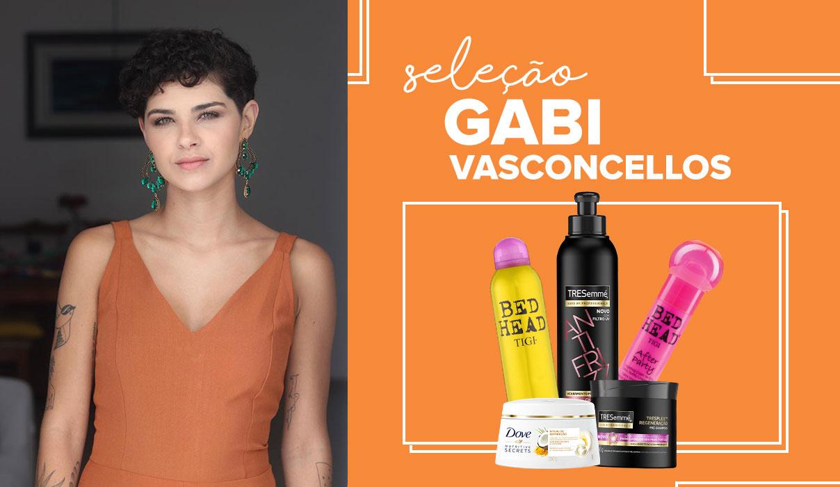 Queridinhos da Gabi Vasconcellos