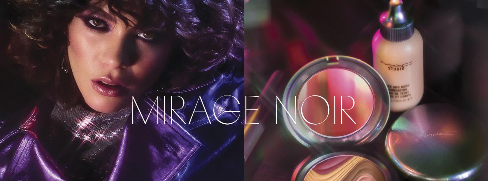 M·A·C Mirage Noir