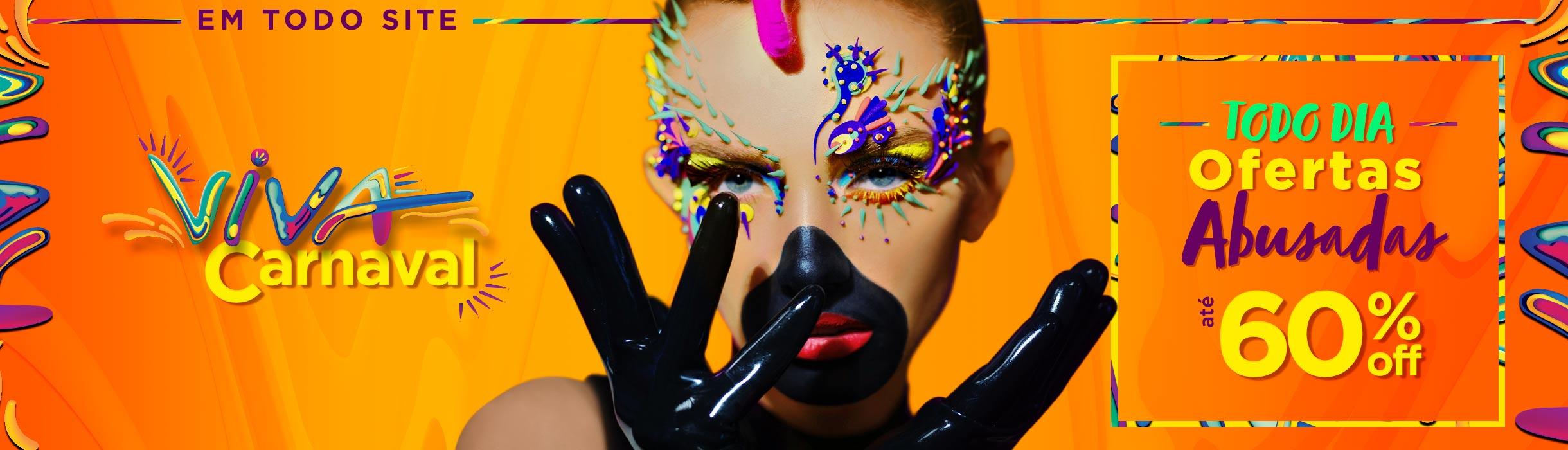 Ofertas e Promoção de Carnaval