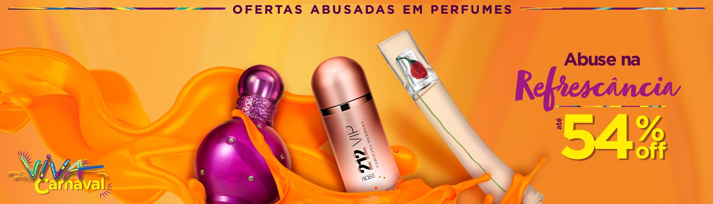 Perfumes para Carnaval