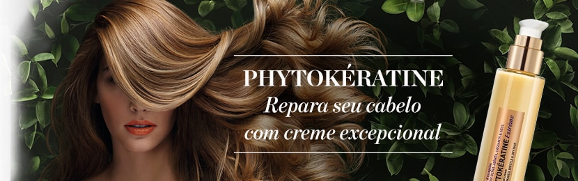 Leave-in PHYTO e Creme para Pentear