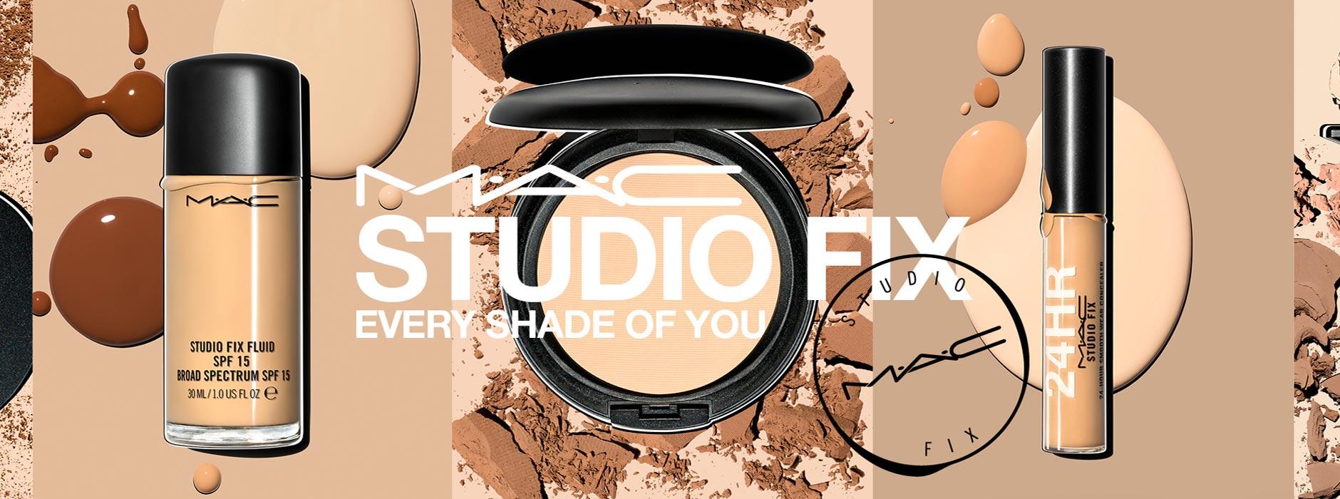 M·A·C Studio Fix