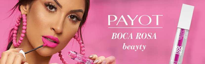 Maquiagem Payot para Boca