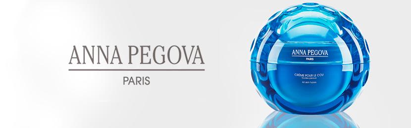 Anna Pegova Cuidados com a Pele