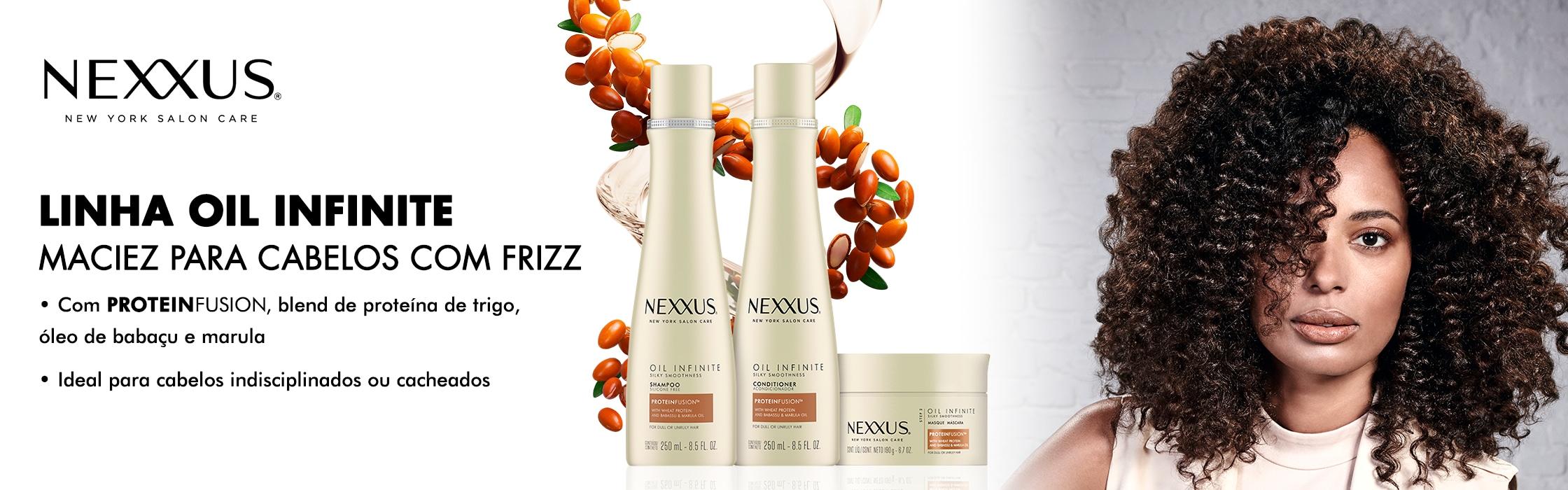 Nexxus Oil Infinite