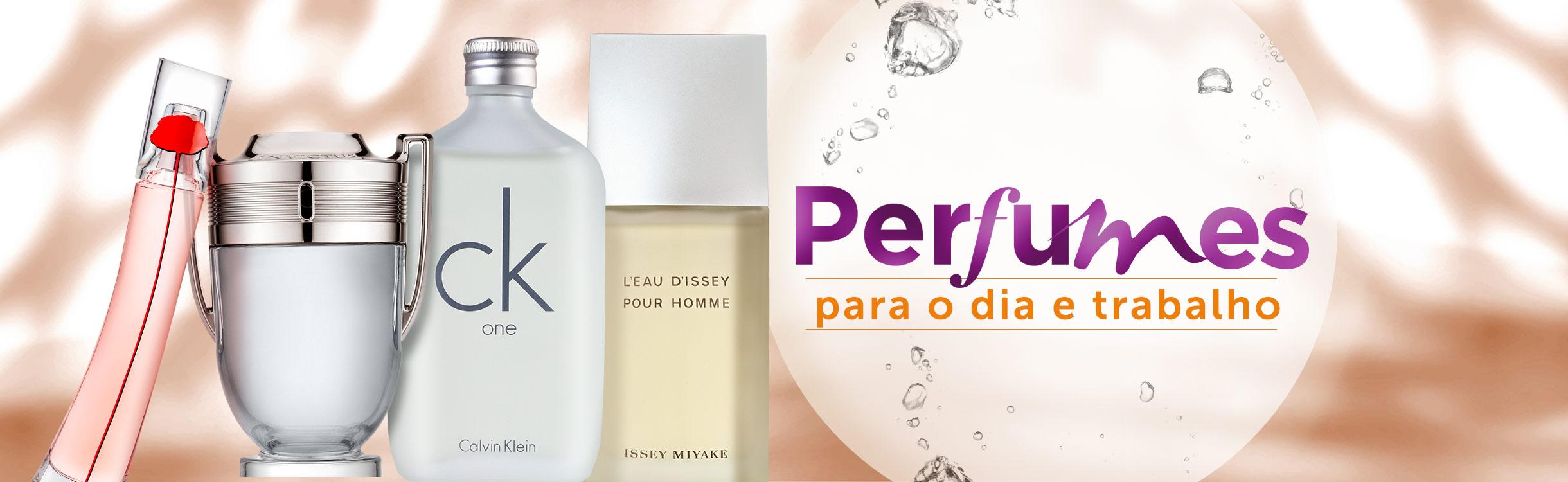 Perfumes para o trabalho