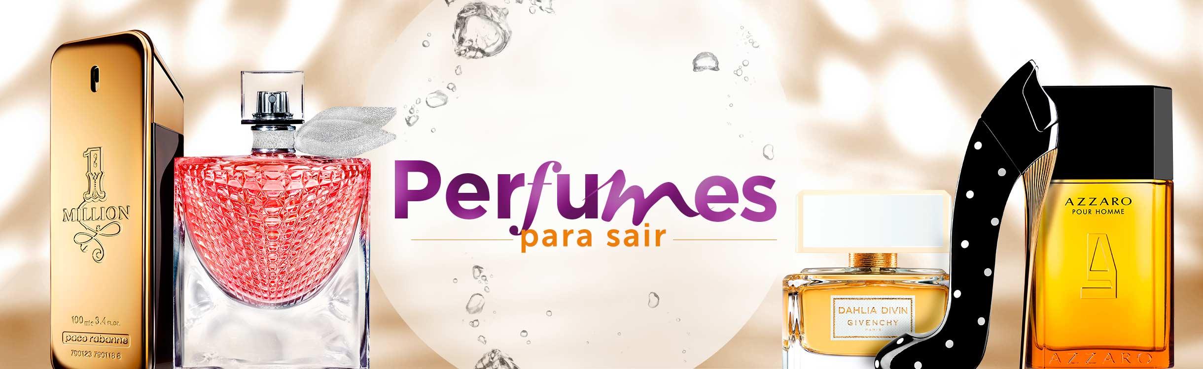 Perfumes Para Sair