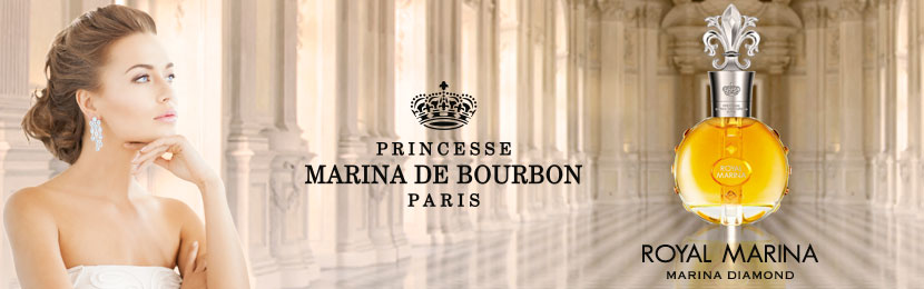 Perfumes Marina de Bourbon Femininos