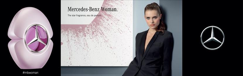 Perfumes Mercedes-Benz Femininos