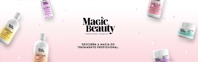 Kits Magic Beauty para Cabelos