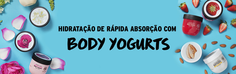 Tratamento The Body Shop para Cebelos