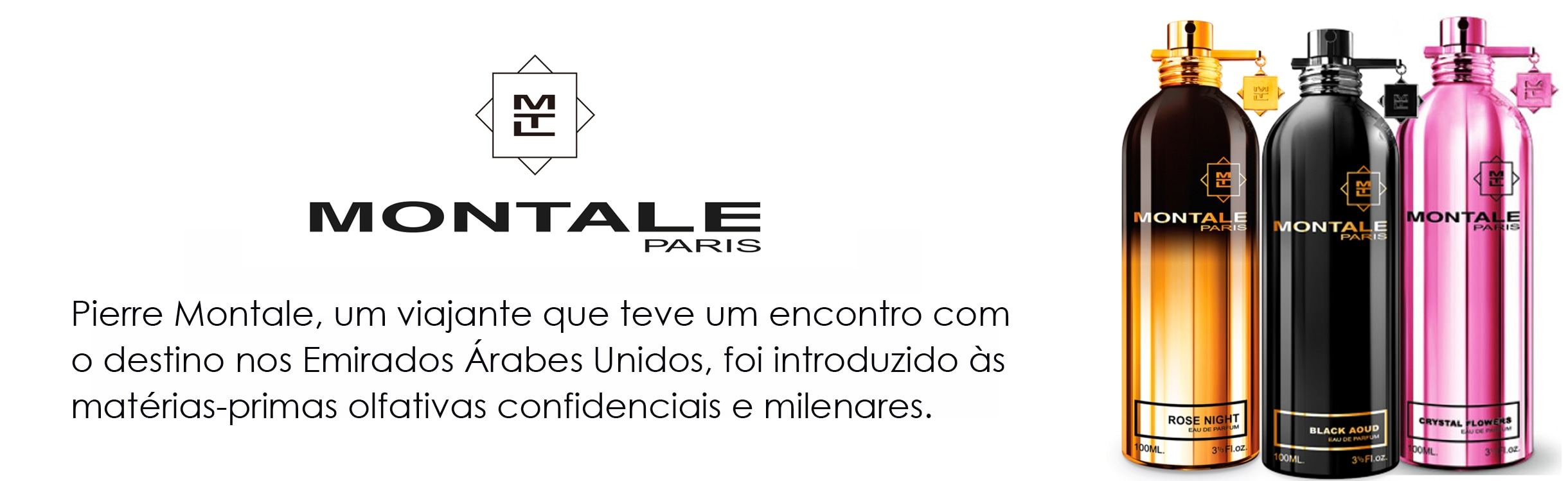 Perfumes Montale Masculinos