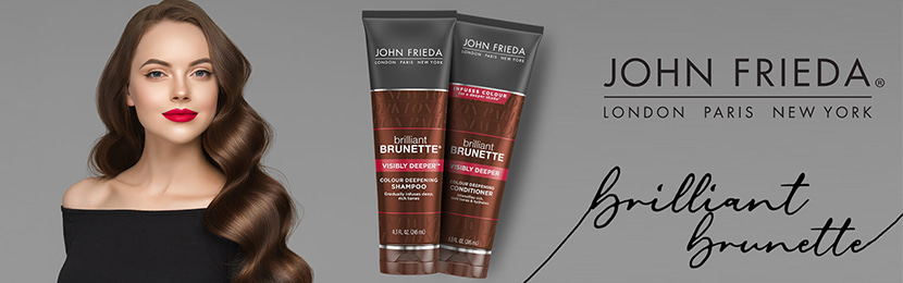 Leave-in John Frieda e Creme para Pentear