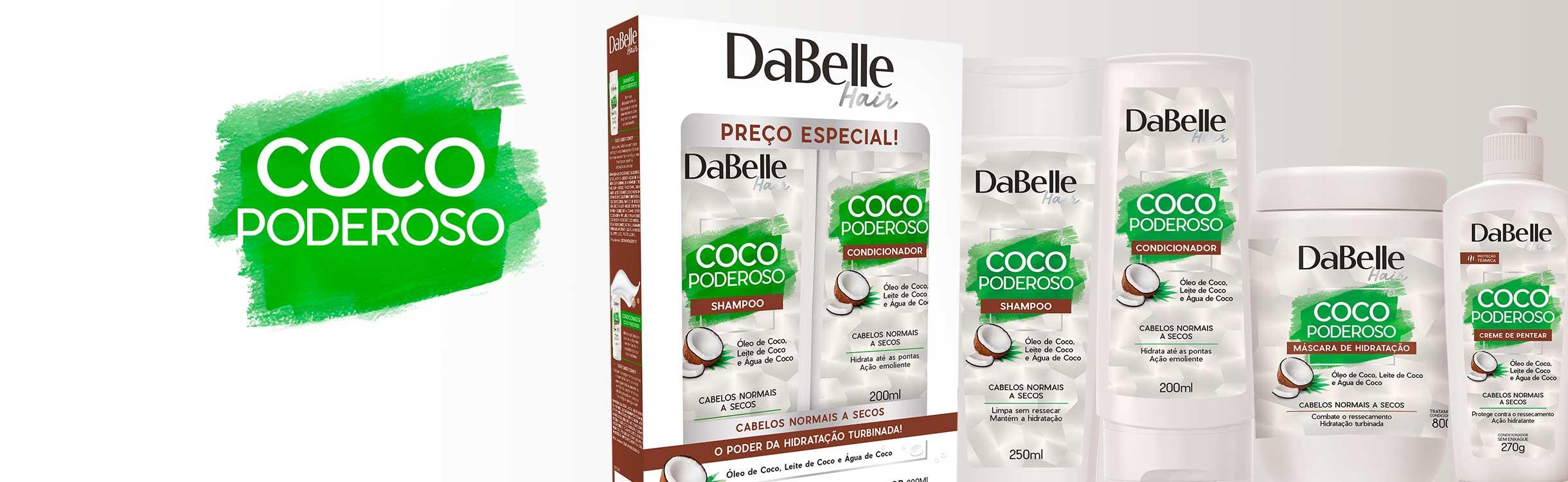 Coco Poderoso DaBelle Hair