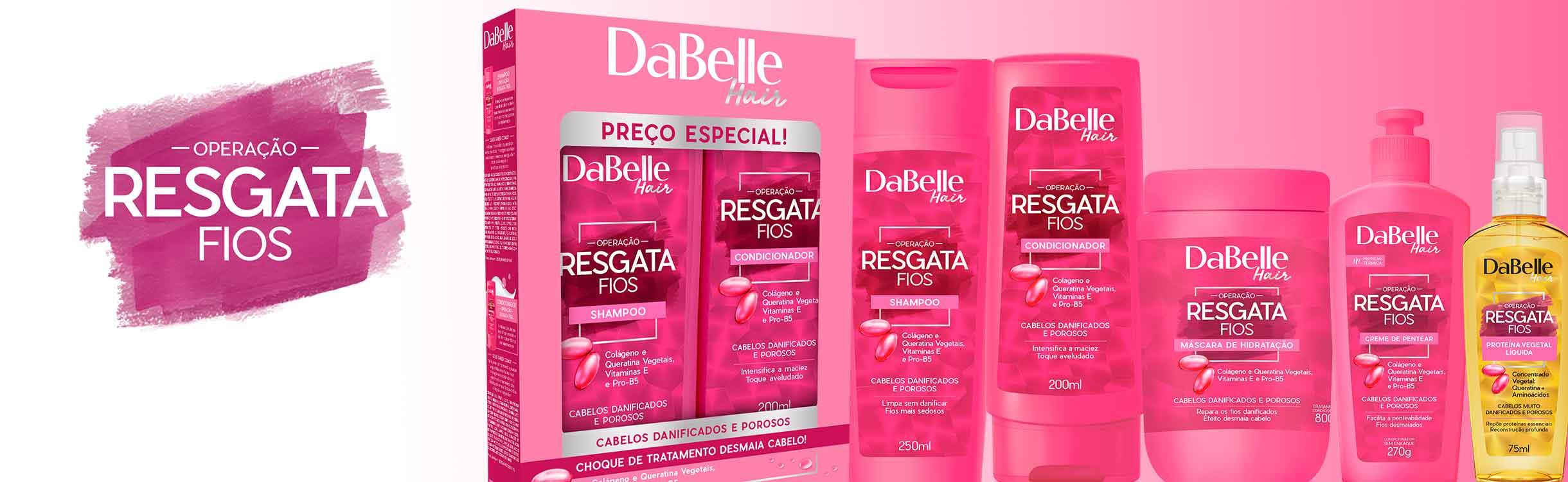 Resgata Fios DaBelle Hair