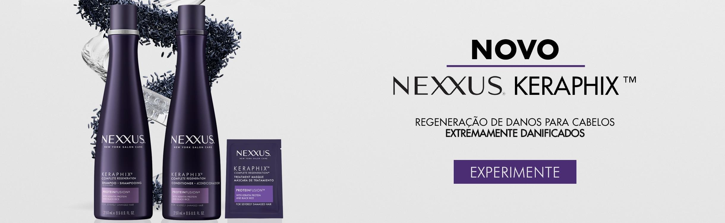 Nexxus: Lançamento Keraphix
