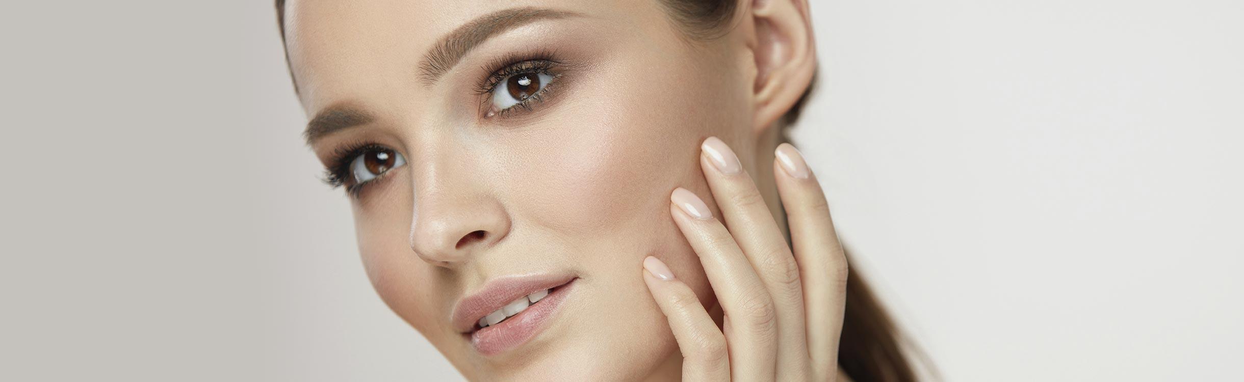 Maquiagem Dermocosmética para Rosto