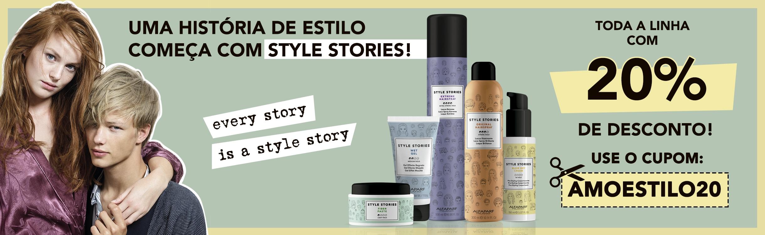 Promoção Style Stories