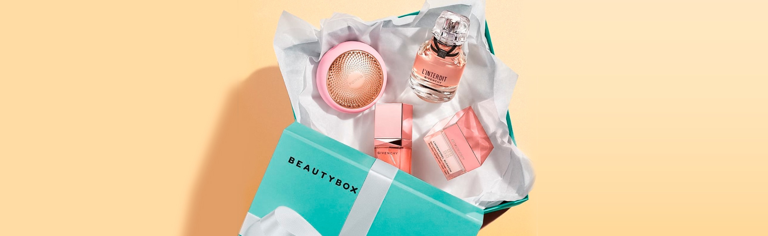 Beautybox Leave in e Creme para Pentear