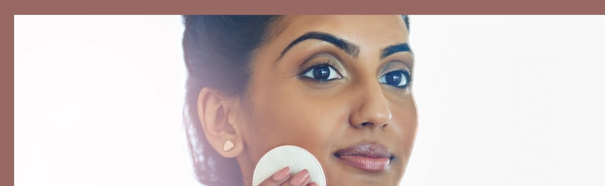 Removedor de Oleosidade Facial
