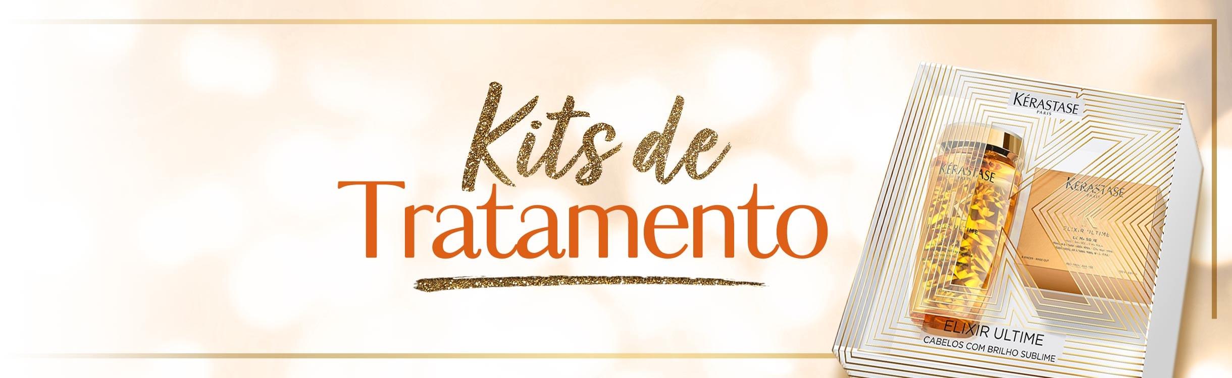 Kits de Tratamento para Cabelos