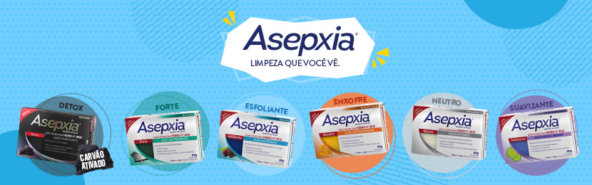Pó Asepxia