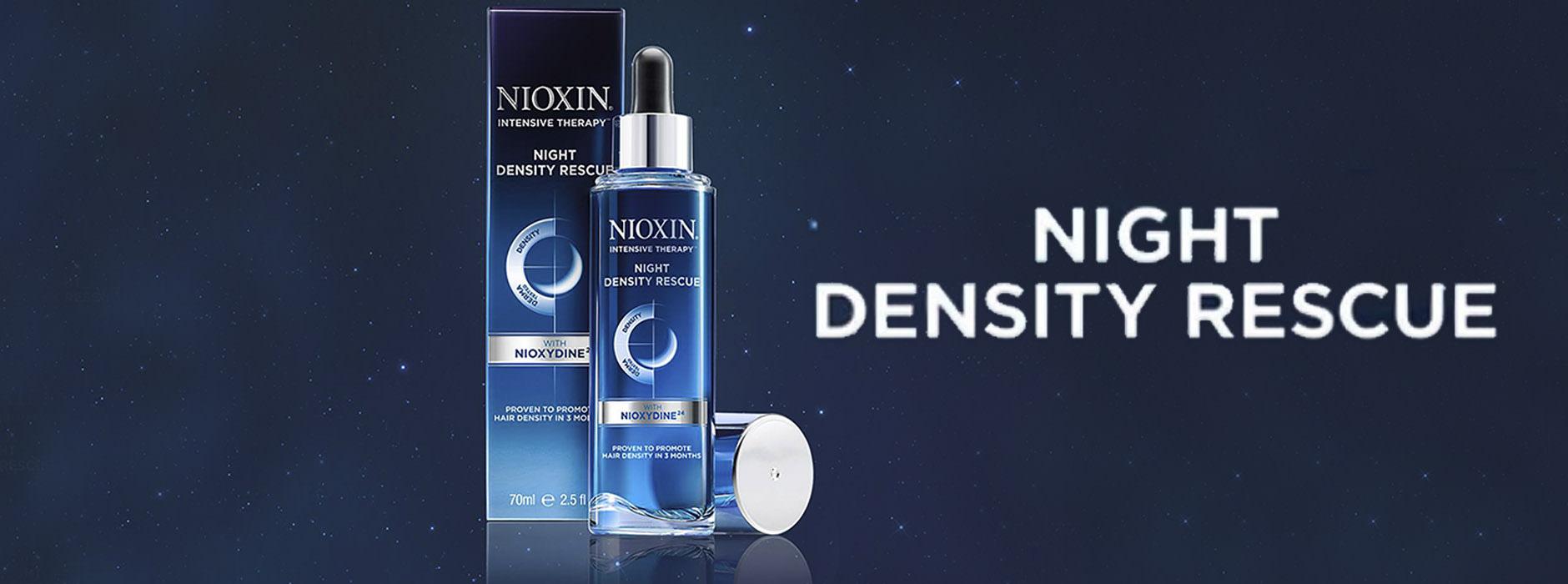 Tratamentos Intensivos Nioxin