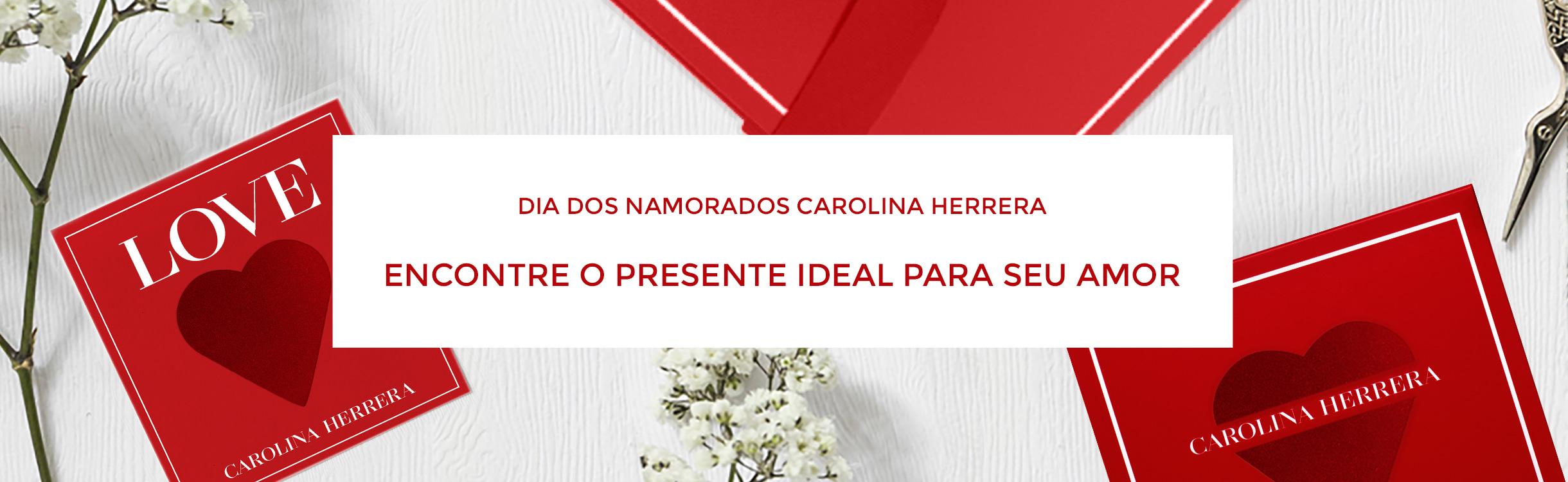 Carolina Herrera | O Casal Poderoso