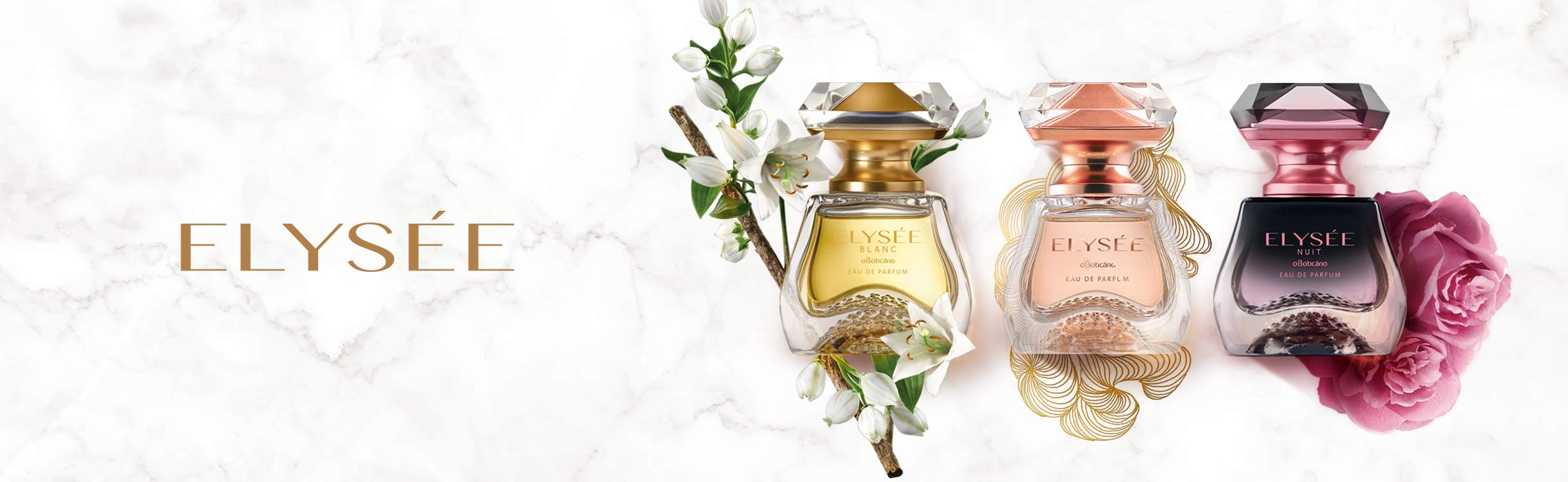 Elysée Perfumaria Kits para Presente