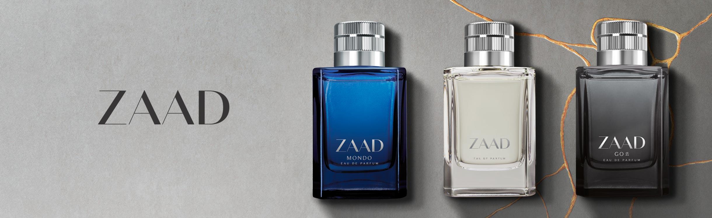 Zaad Corpo e banho Barba Pos barba