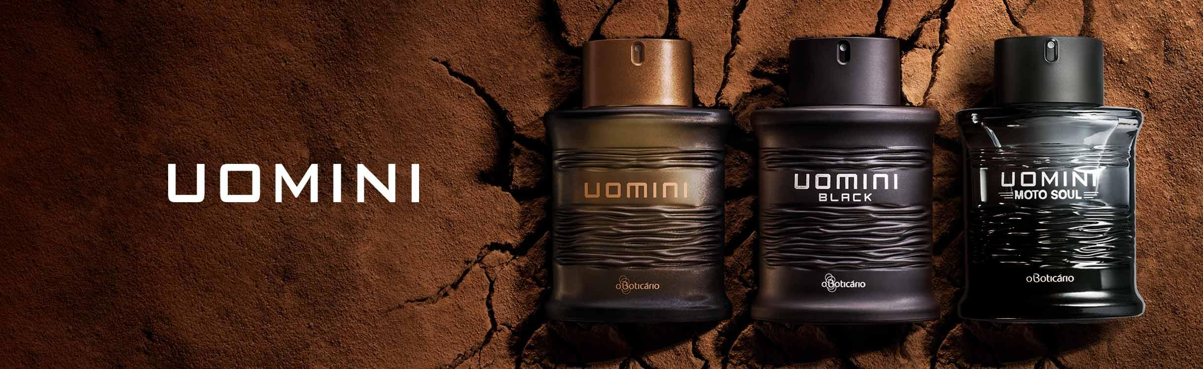 Uomini Perfumaria Cuidados pos banho Desodorante