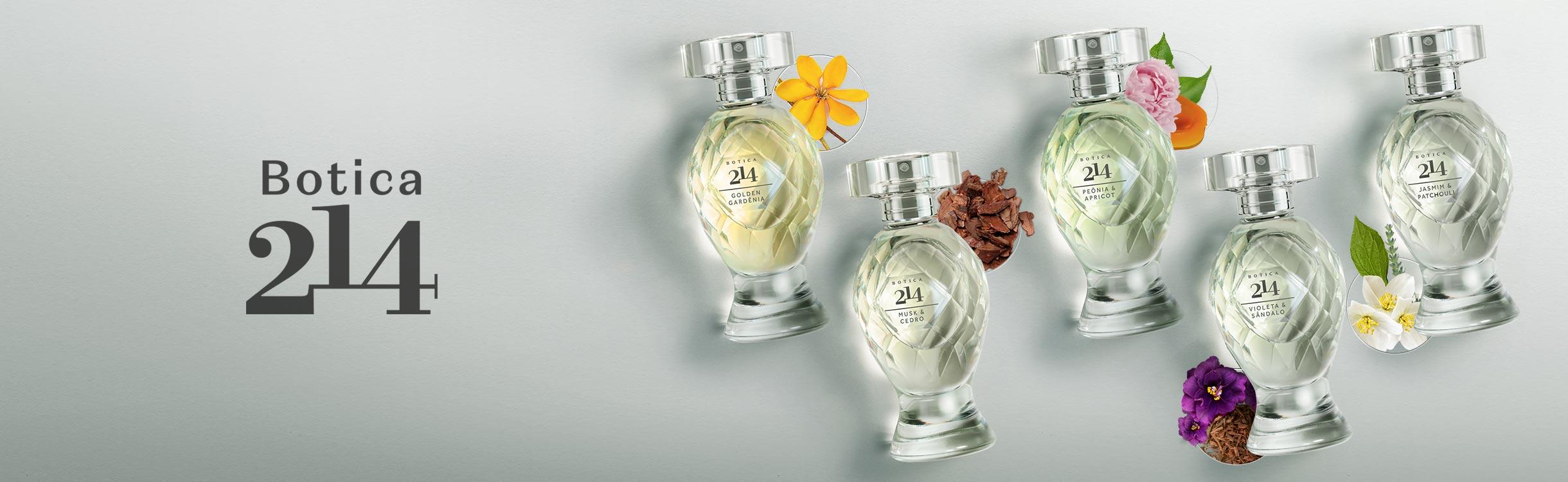 Botica 214 Perfumaria Feminino