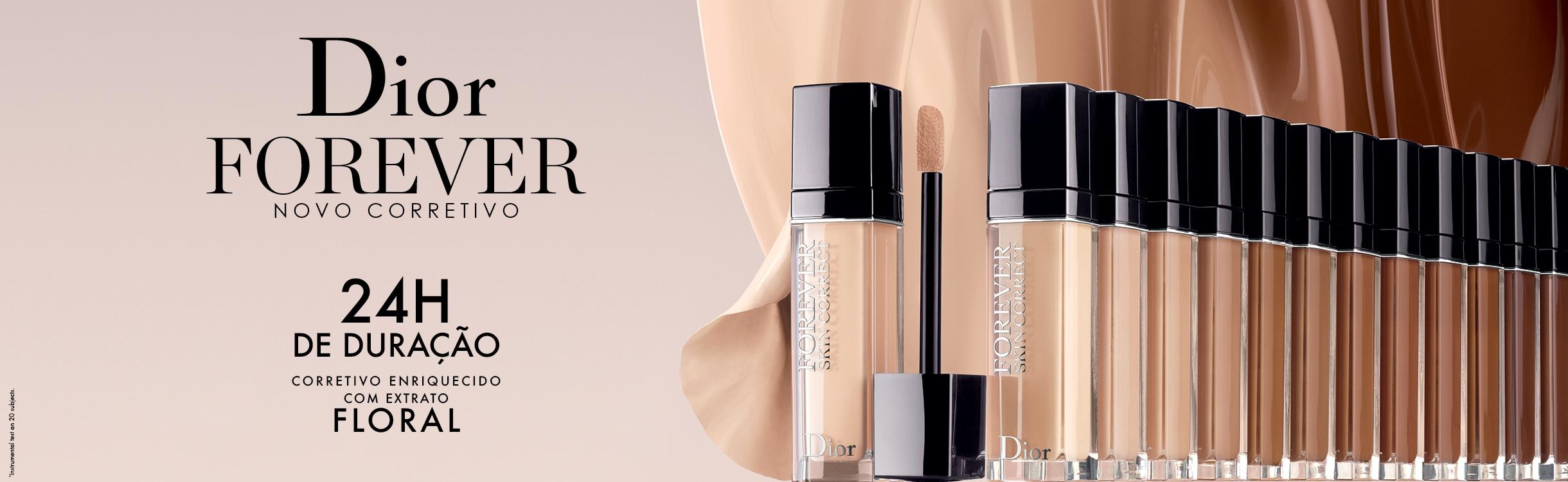 Maquiagem para o Rosto Dior