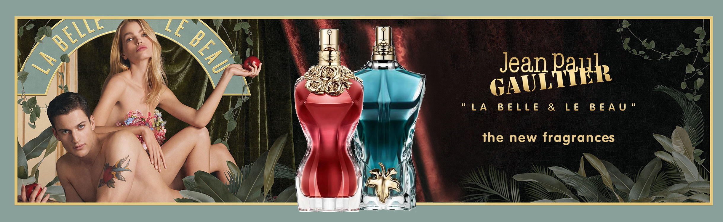Perfumes Jean Paul Gaultier Femininos