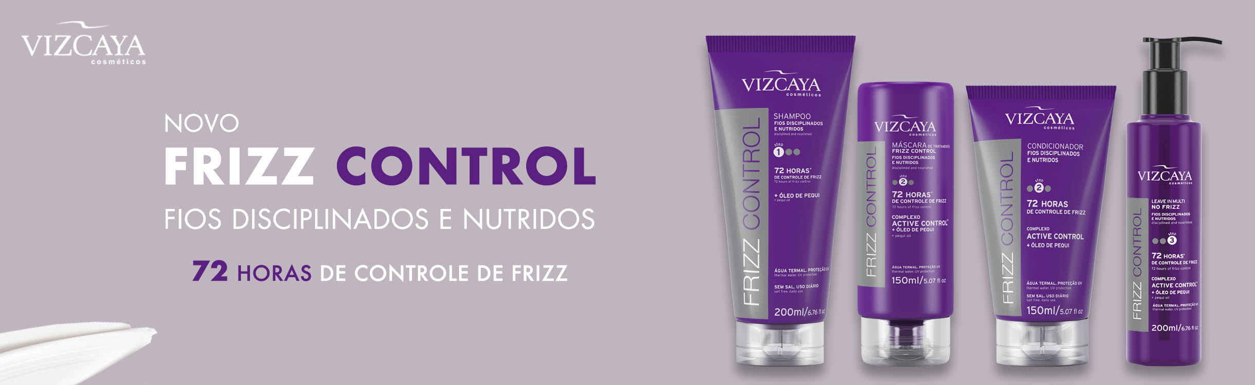 Vizcaya Frizz Control