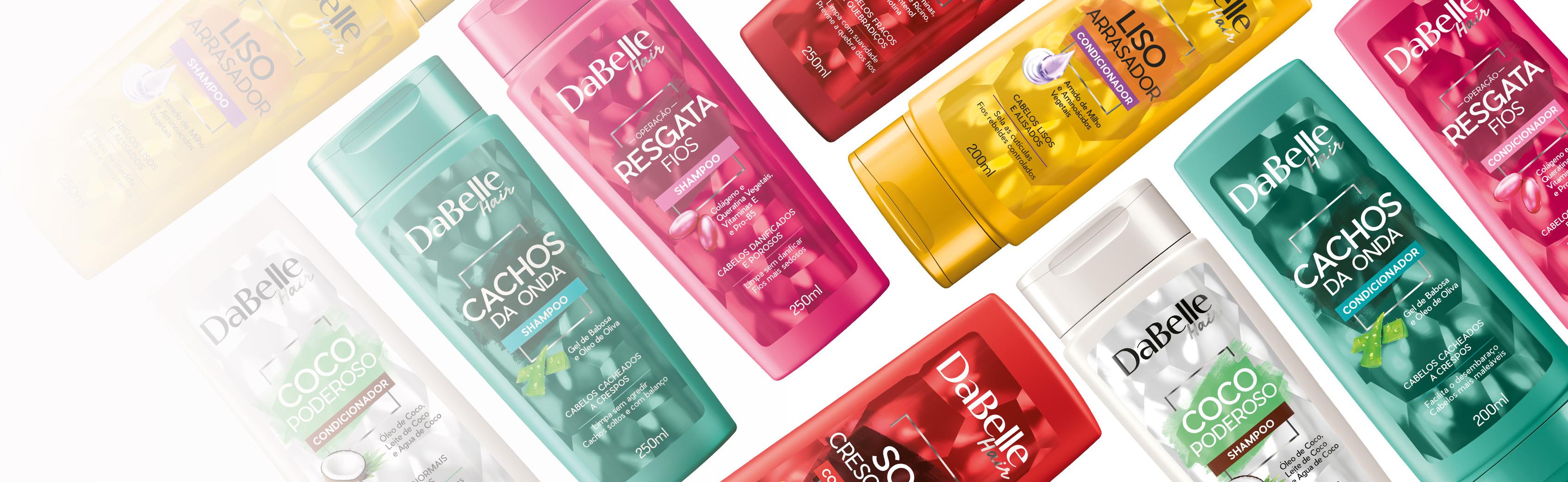 Kits de tratamento para cabelo