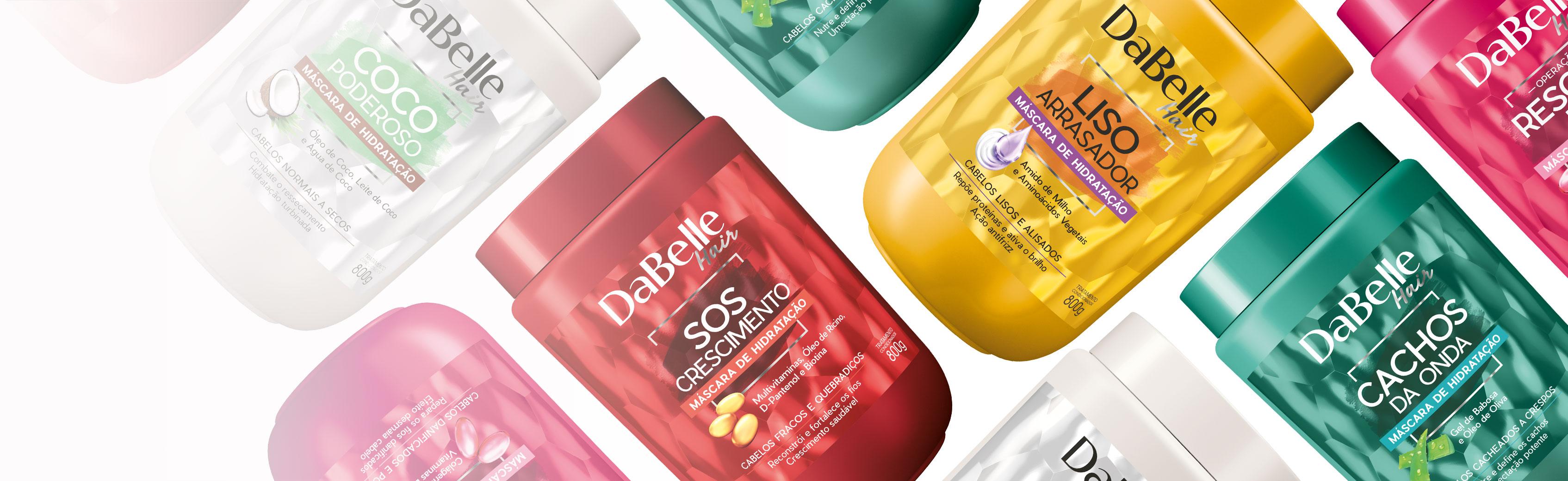 Tratamento DaBelle Hair para Cabelos