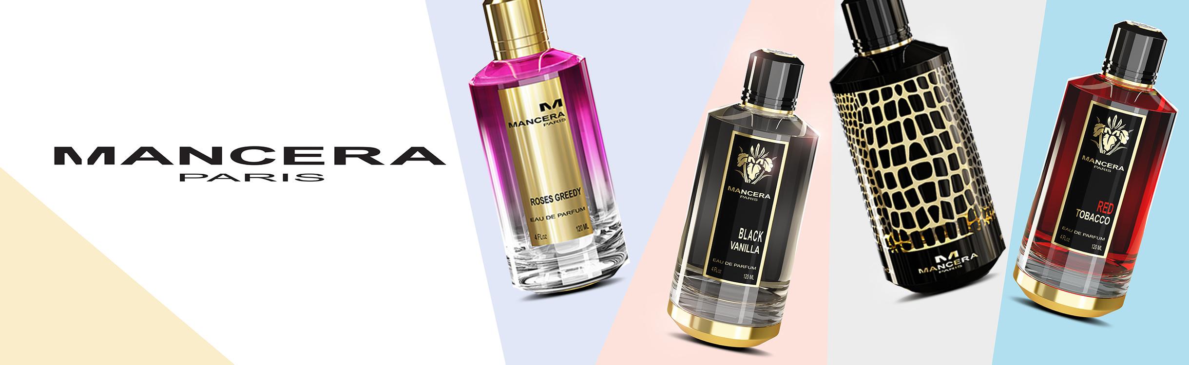 Perfumes Mancera Masculinos