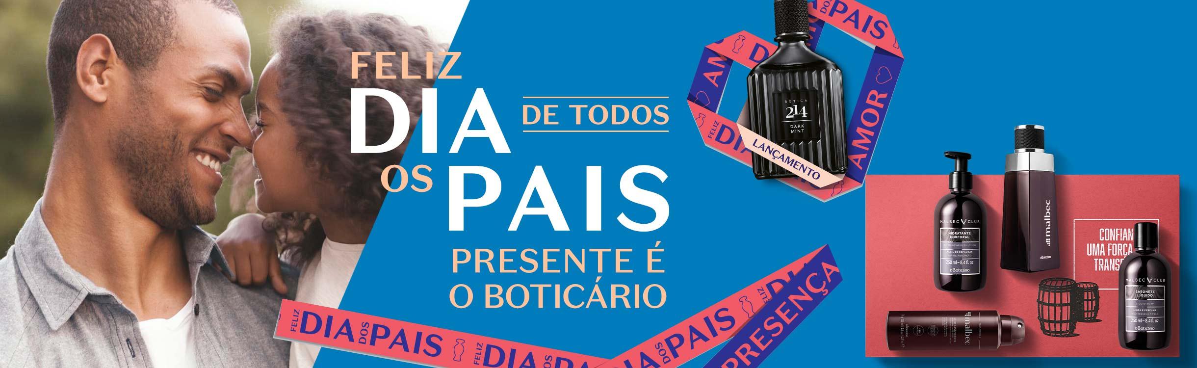 Presente Dia dos Pais - Acima R$ 200,00