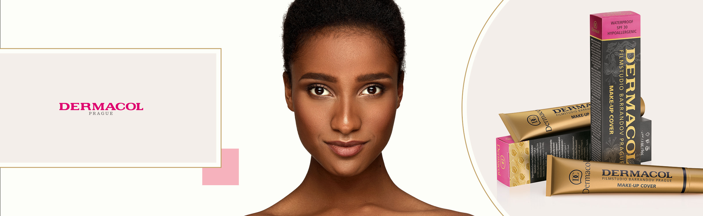 Maquiagem para Corpo Dermacol
