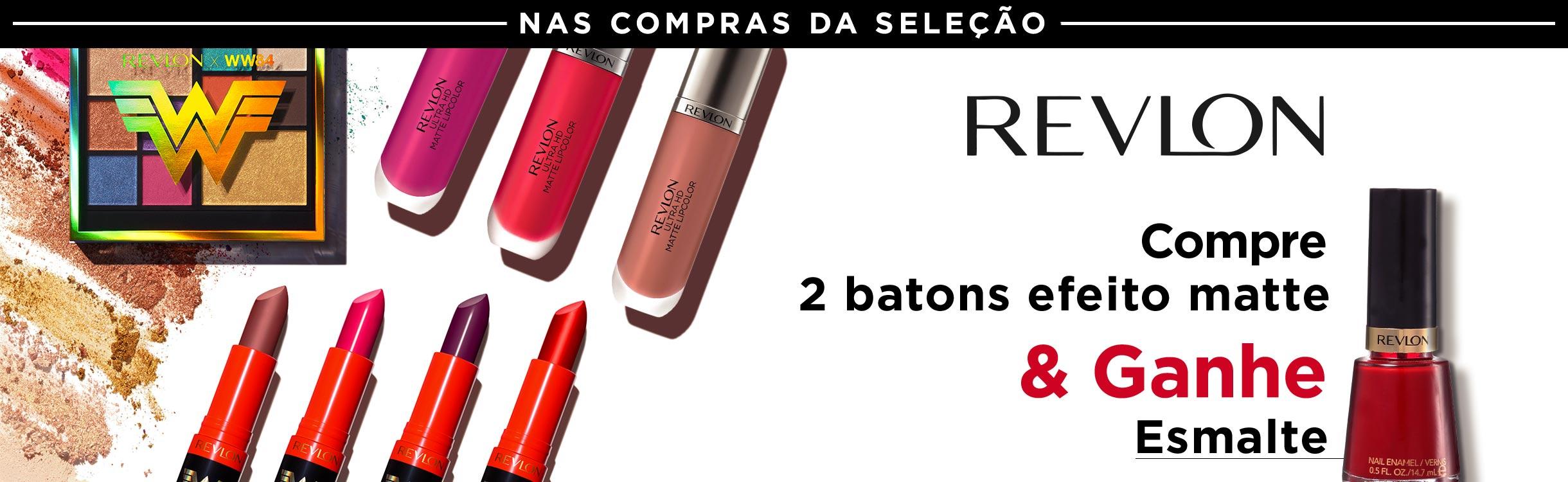 Revlon | Batom Super Lustrous Matte