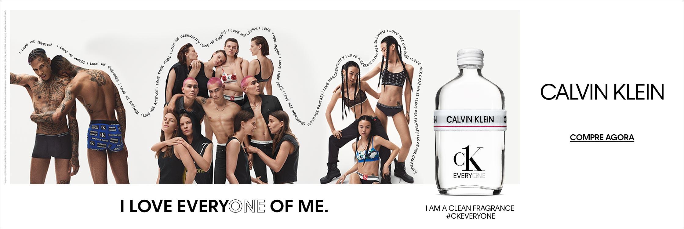 Perfumes Calvin Klein Unissex
