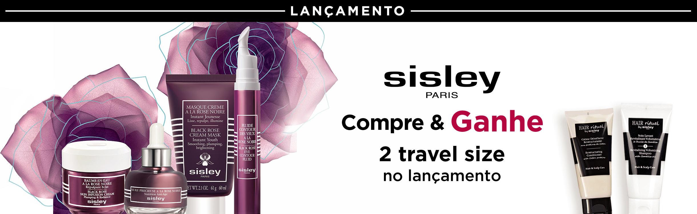 Sisley | Lançamento Black Rose
