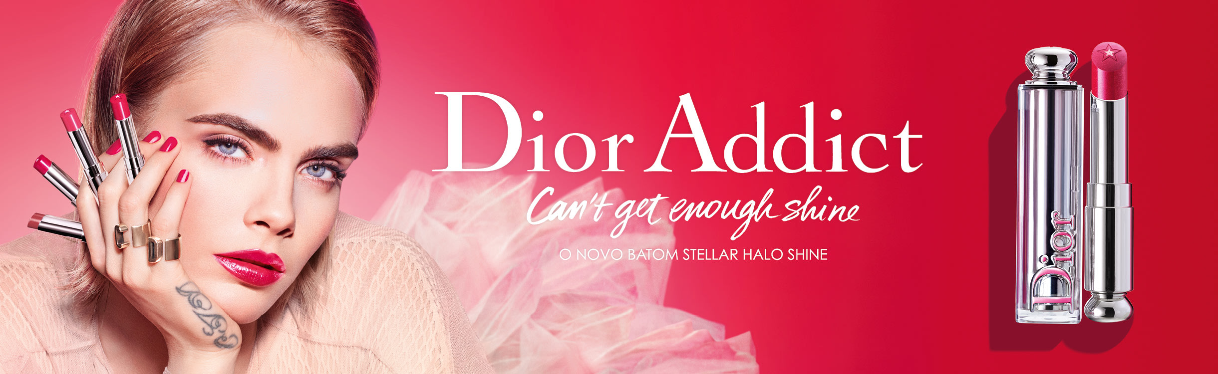 Dior   Lançamento Stellar Shine