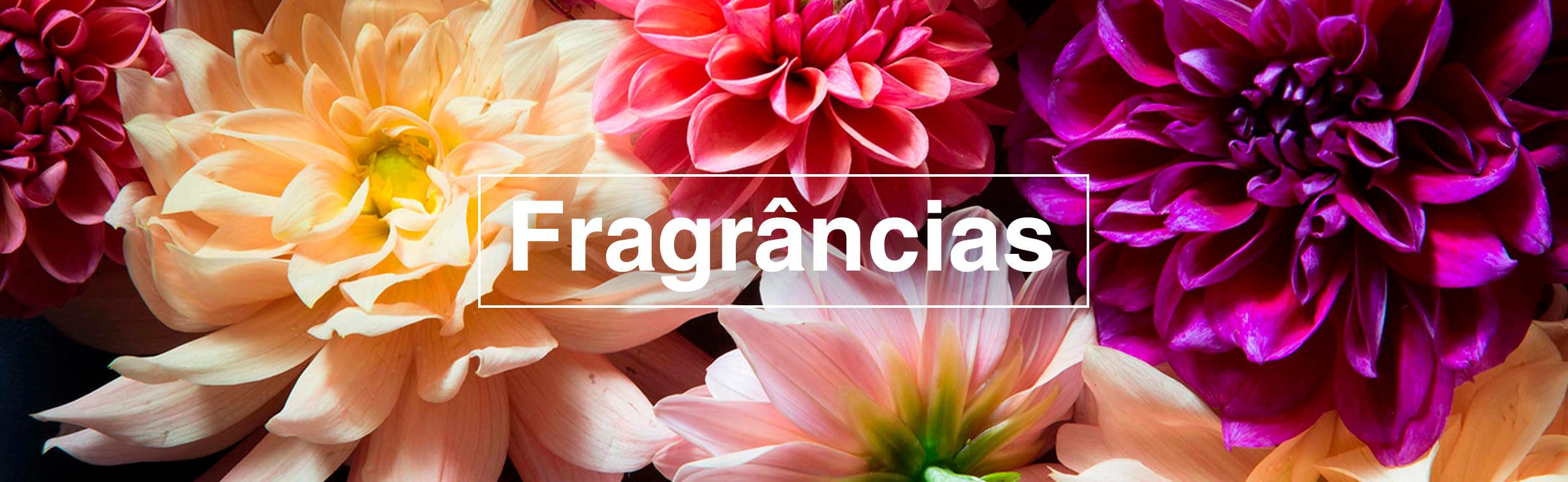 Perfumes e fragrâncias