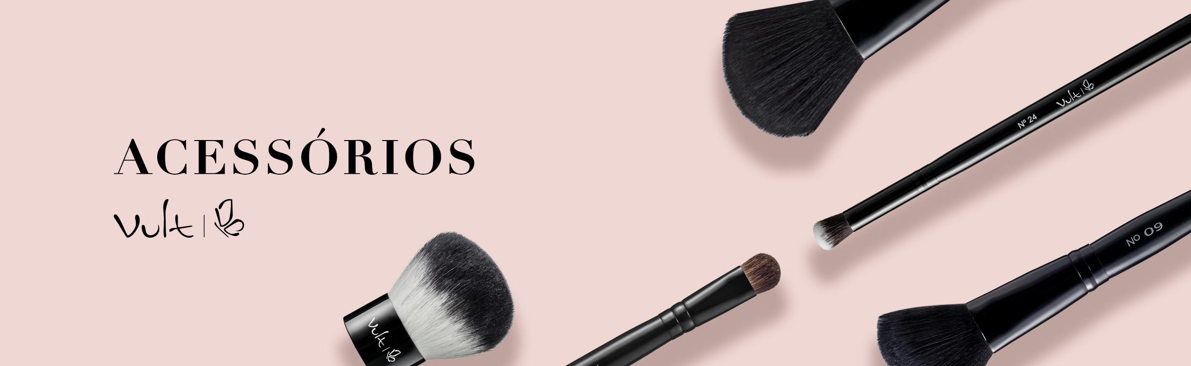 Acessórios para Maquiagem Vult