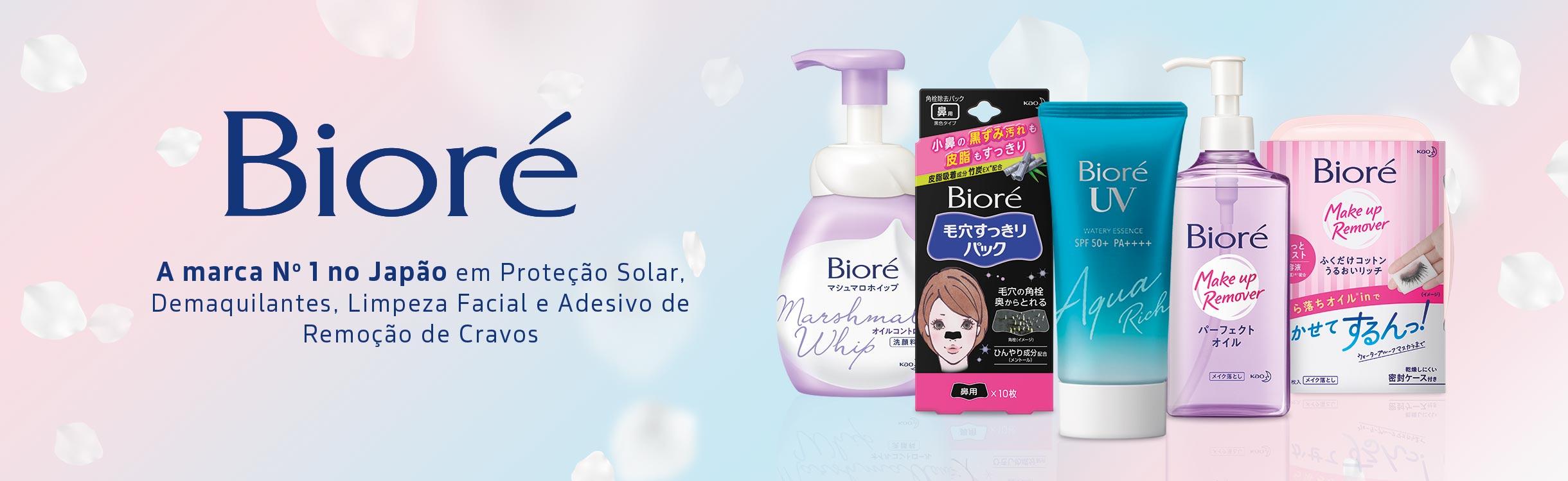 Bioré/Cuidados para Pele/Rosto/Máscara