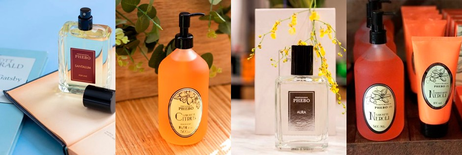 Phebo Perfumaria Phebo